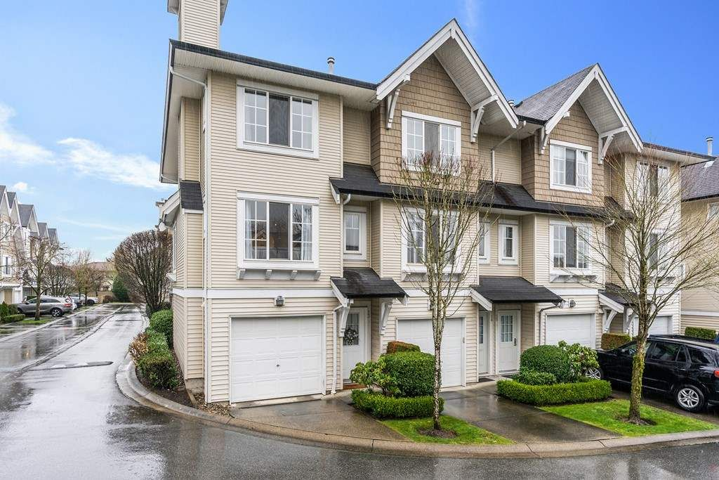 "Main Photo: 13 20560 66 Avenue in Langley: Willoughby Heights Townhouse for sale in ""AMBERLEIGH II"" : MLS®# R2534755"