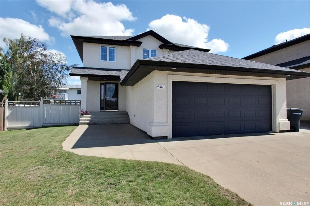 Main Photo: 3460 6th Avenue West in Prince Albert: SouthHill Residential for sale : MLS®# SK842276