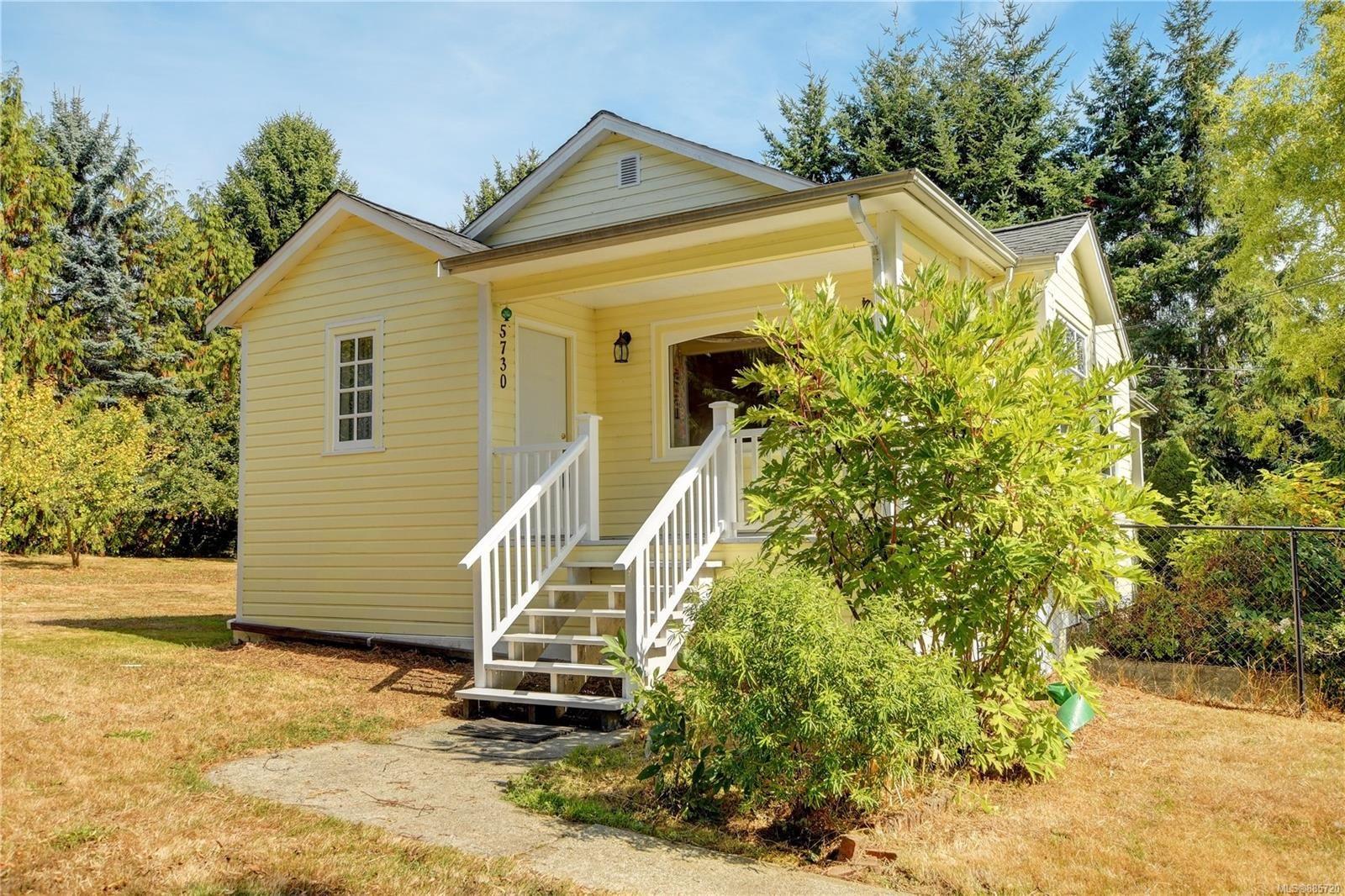 Main Photo: 5730 Siasong Rd in : Sk Saseenos House for sale (Sooke)  : MLS®# 885720