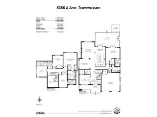 Photo 40: 5355 6 Avenue in Delta: Tsawwassen Central House for sale (Tsawwassen)  : MLS®# R2518996