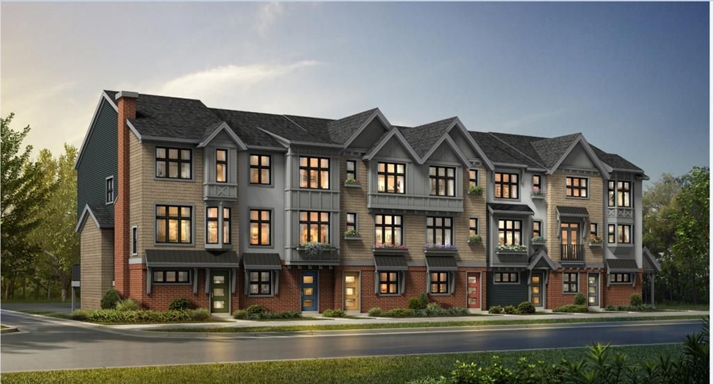 Main Photo: 92 Spring Willow Close SW in Calgary: Springbank Hill Row/Townhouse for sale : MLS®# A1113503