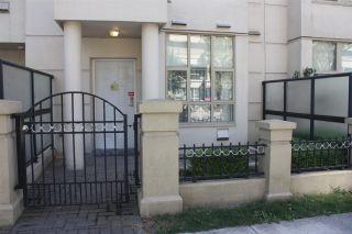 "Photo 1: 101 8288 SABA Road in Richmond: Brighouse Condo for sale in ""The Chancellor"" : MLS®# R2101874"
