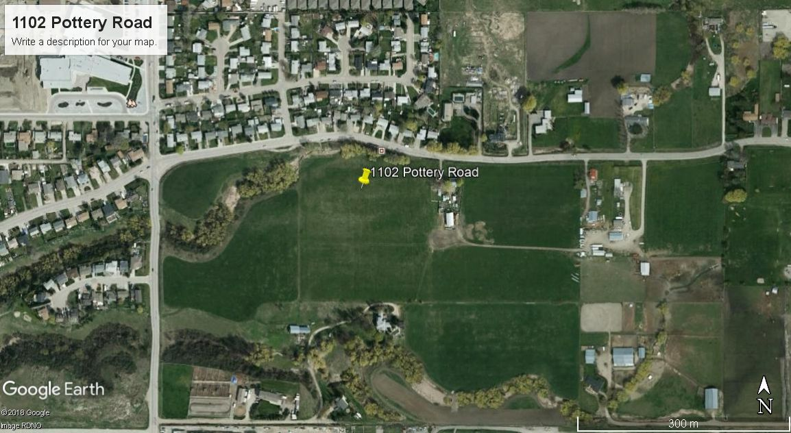 Main Photo: 1102 Pottery Road in Vernon: South BX Vacant Land for sale (North Okanagan)  : MLS®# 10141158