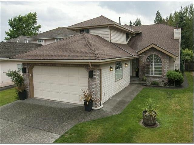 """Main Photo: 3316 BAYSWATER Avenue in Coquitlam: Park Ridge Estates House for sale in """"PARKRIDGE ESTATES"""" : MLS®# V1024055"""