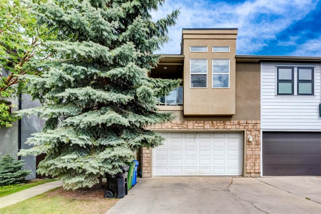 Main Photo: 4804 16 Street SW in Calgary: Altadore Semi Detached for sale : MLS®# A1145659