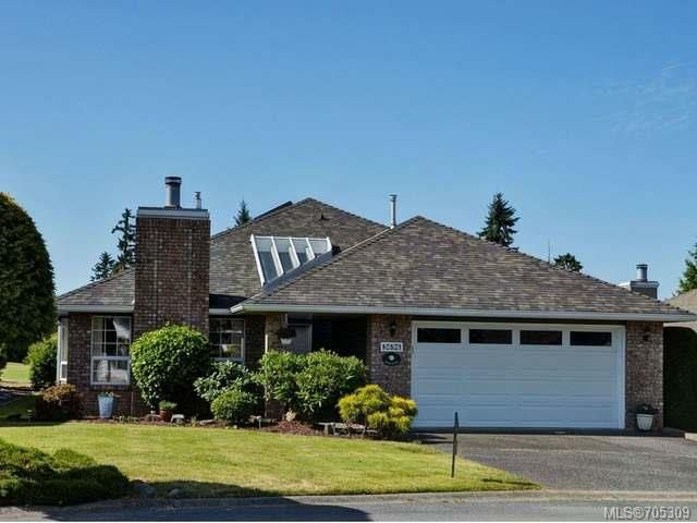 Main Photo: 3696 N Arbutus Dr in COBBLE HILL: ML Cobble Hill House for sale (Malahat & Area)  : MLS®# 705309