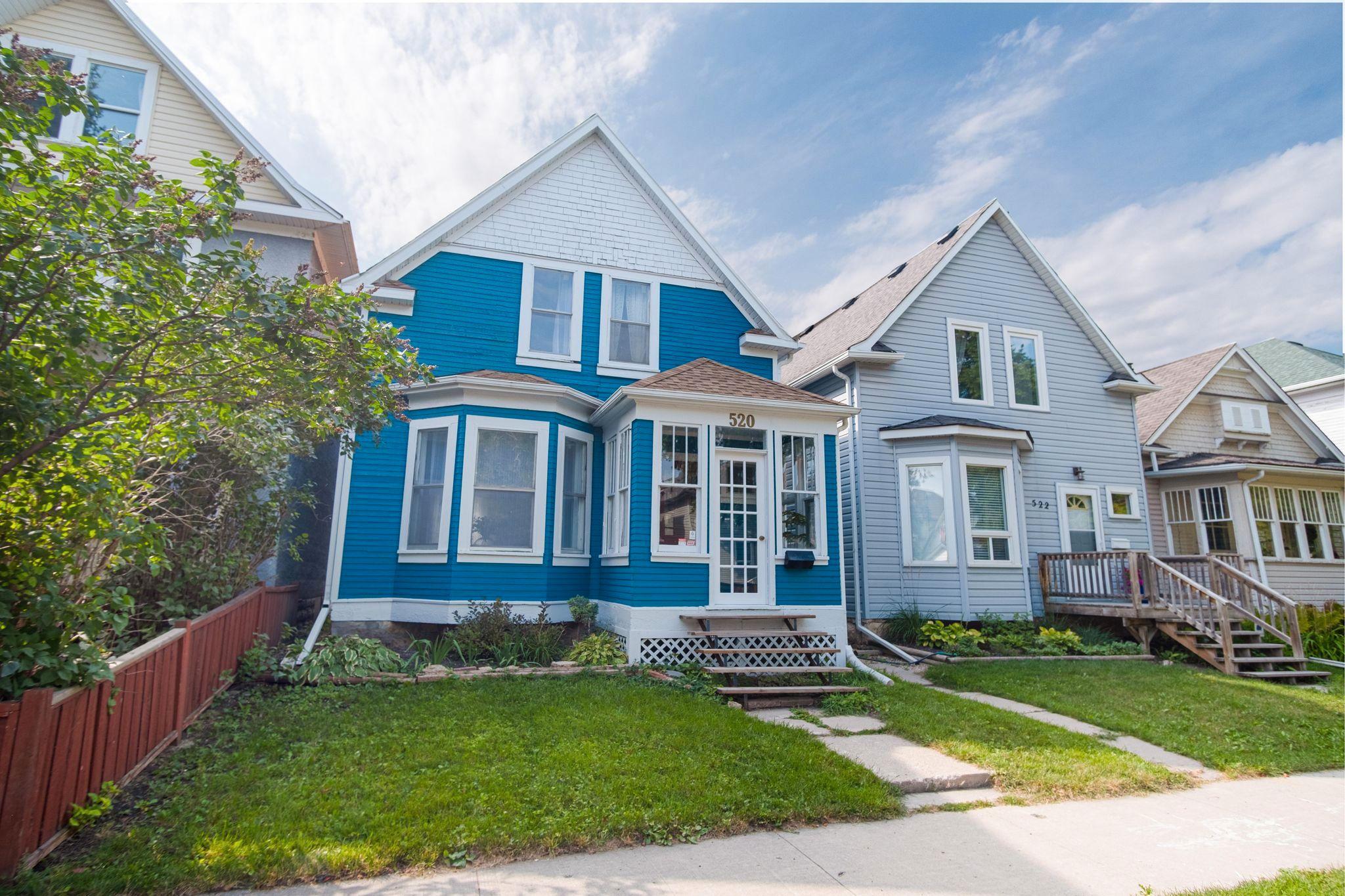 Main Photo: 520 Stiles Street in Winnipeg: Wolseley House for sale (5B)  : MLS®# 202021547