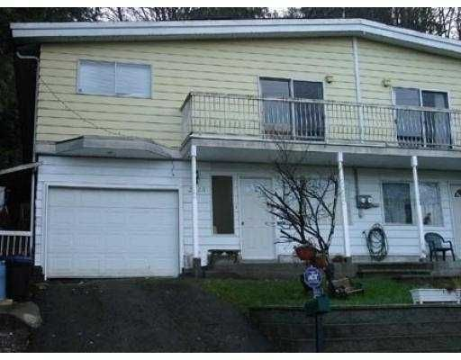 Main Photo: 2415 ST GEORGE ST in Port Moody: Port Moody Centre 1/2 Duplex for sale : MLS®# V573182