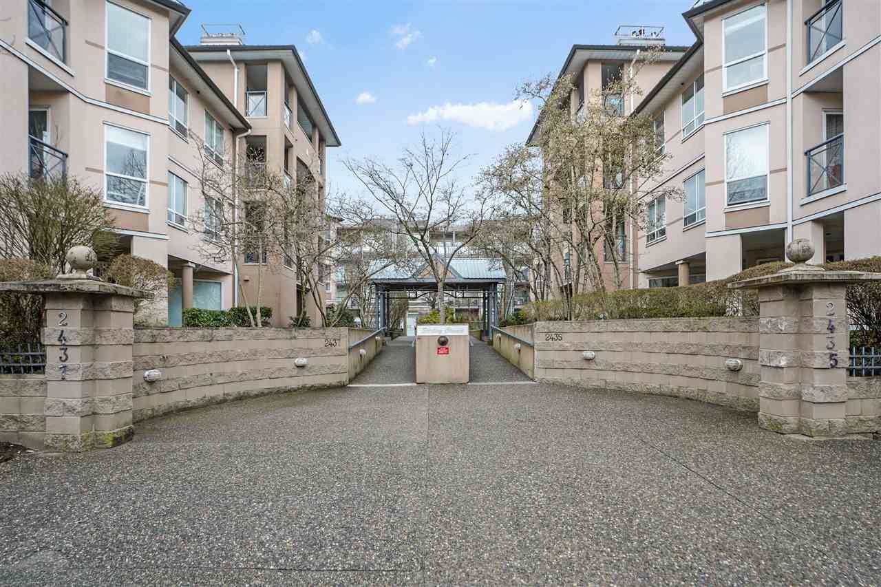 """Main Photo: 108 2437 WELCHER Avenue in Port Coquitlam: Central Pt Coquitlam Condo for sale in """"STERLING CLASSIC"""" : MLS®# R2587688"""