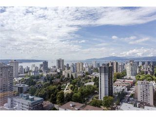 "Photo 15: 2706 1028 BARCLAY Street in Vancouver: West End VW Condo for sale in ""PATINA"" (Vancouver West)  : MLS®# V1114438"