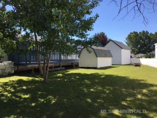 Photo 17: 1821 2 A Street Crescent: Wainwright Manufactured Home for sale (MD of Wainwright)  : MLS®# A1102625