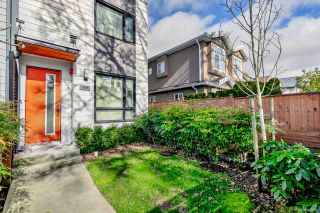 Photo 3: 509 E 44TH Avenue in Vancouver: Fraser VE Townhouse for sale (Vancouver East)  : MLS®# R2540969
