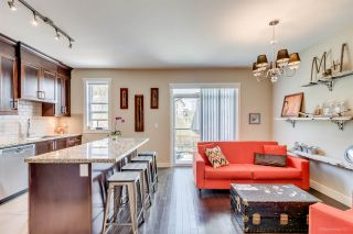 Photo 5: 4 1299 COAST MERIDIAN Road in Coquitlam: Burke Mountain Townhouse for sale : MLS®# R2156577