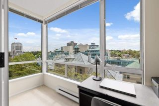 """Photo 11: 1004 2668 ASH Street in Vancouver: Fairview VW Condo for sale in """"Cambridge Gardens"""" (Vancouver West)  : MLS®# R2578682"""