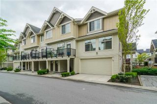 """Photo 1: 28 19525 73 Avenue in Surrey: Clayton Townhouse for sale in """"Up Town 2"""" (Cloverdale)  : MLS®# R2332916"""