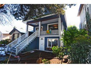 """Photo 1: 918 E 10TH Avenue in Vancouver: Mount Pleasant VE House for sale in """"MOUNT PLEASANT"""" (Vancouver East)  : MLS®# V1050039"""