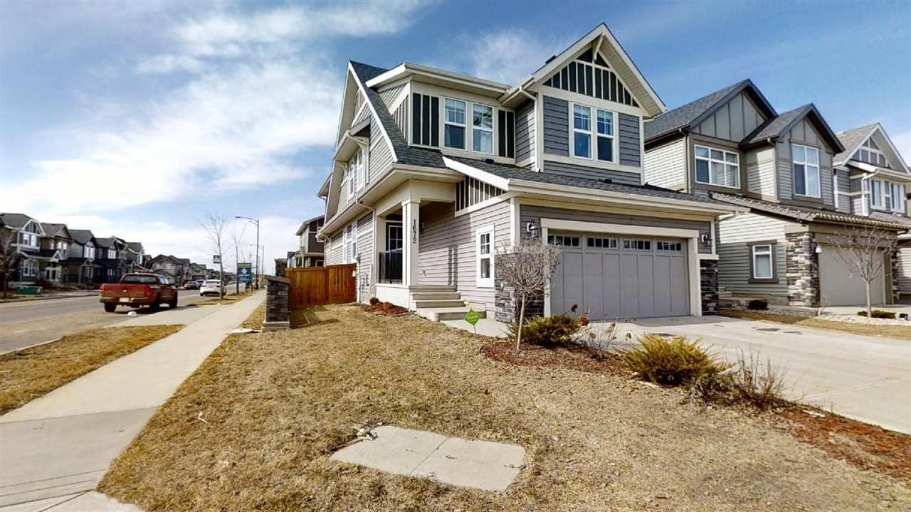 Main Photo: 1672 DAVIDSON Green in Edmonton: Zone 55 House for sale : MLS®# E4236406