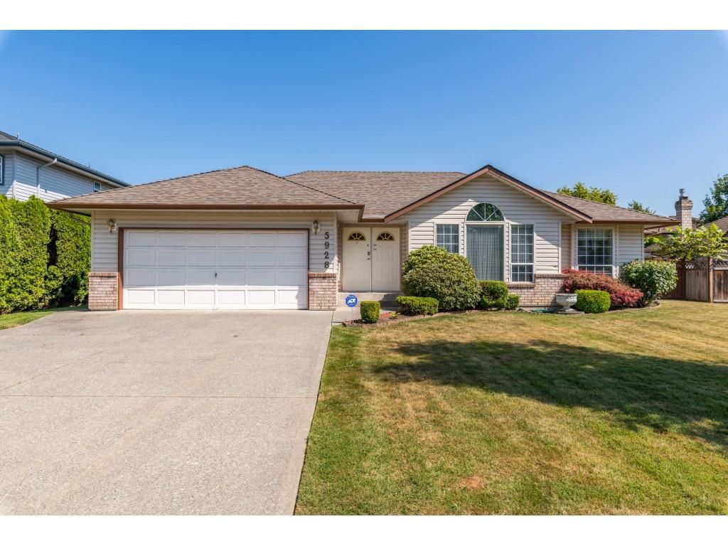 Main Photo: 5928 188 Street in Surrey: Cloverdale BC House for sale (Cloverdale)  : MLS®# R2456450
