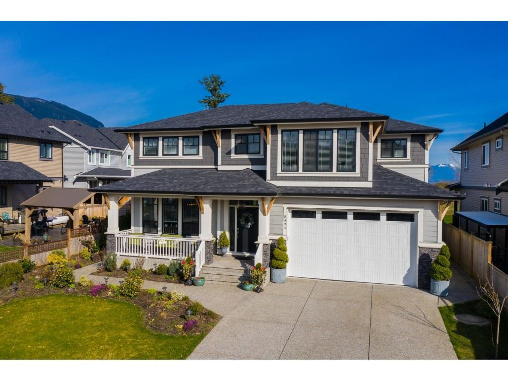 "Main Photo: 8434 GEORGE Street in Mission: Hatzic House for sale in ""Ferncliff Estates"" : MLS®# R2548728"