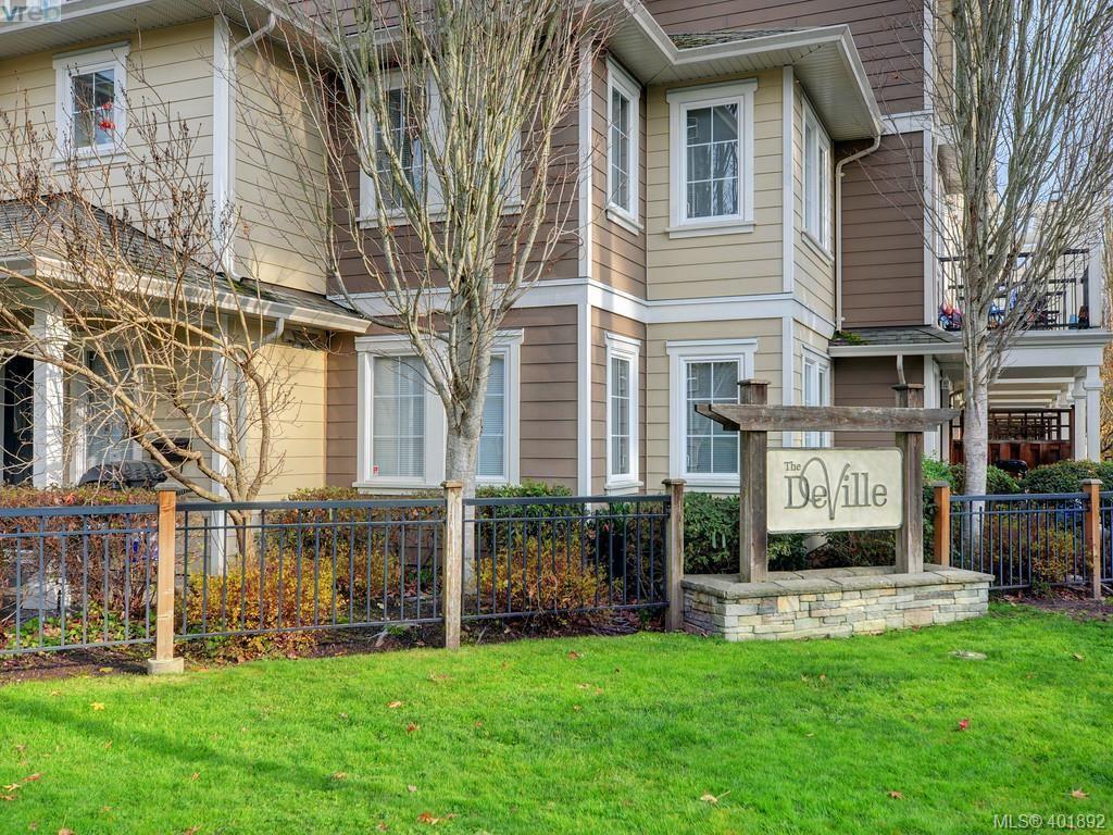 Main Photo: 209 2685 Deville Rd in VICTORIA: La Langford Proper Row/Townhouse for sale (Langford)  : MLS®# 802015