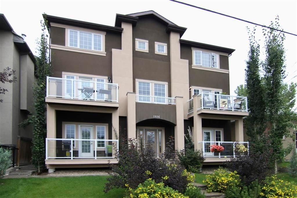 Two level, top floors, apartment/ townhouse in the heart of Marda Loop.
