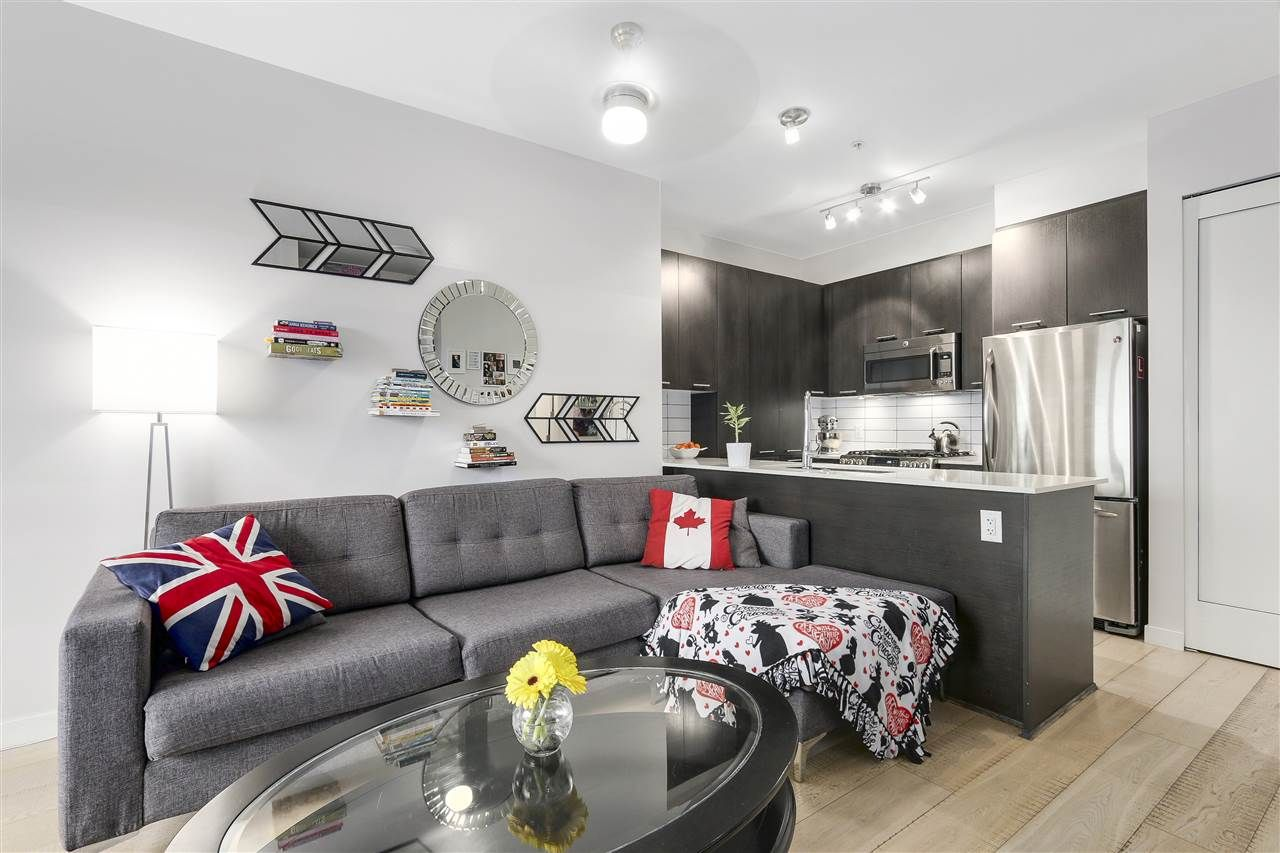 """Main Photo: 304 245 BROOKES Street in New Westminster: Queensborough Condo for sale in """"DUO A AT PORT ROYAL"""" : MLS®# R2145117"""