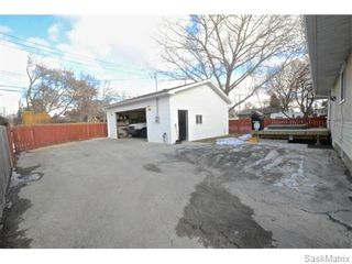 Photo 31: 4910 SHERWOOD Drive in Regina: Regent Park Single Family Dwelling for sale (Regina Area 02)  : MLS®# 565264