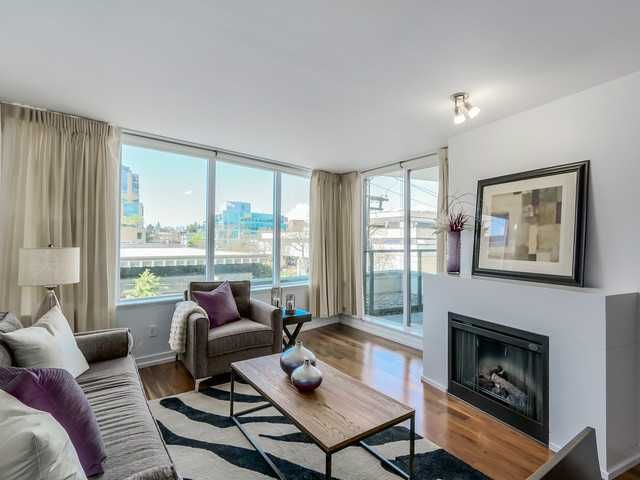 Main Photo: # 303 1690 W 8TH AV in Vancouver: Fairview VW Condo for sale (Vancouver West)  : MLS®# V1115522
