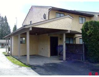 """Photo 5: 2 33853 MARSHALL Road in Abbotsford: Central Abbotsford Townhouse for sale in """"Apple Tree Court"""" : MLS®# F2706910"""