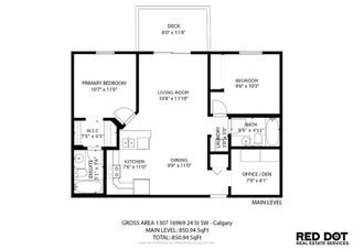 Photo 26: 1307 16969 24 Street SW in Calgary: Bridlewood Apartment for sale : MLS®# A1084579