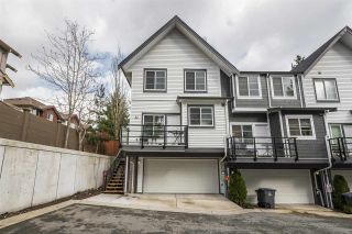 """Photo 2: 10 6767 196 Street in Surrey: Clayton Townhouse for sale in """"Clayton Creek"""" (Cloverdale)  : MLS®# R2555935"""