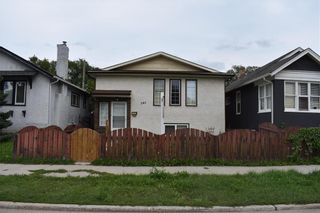 Photo 1: 743 Valour Road in Winnipeg: Polo Park Residential for sale (5C)  : MLS®# 202121338