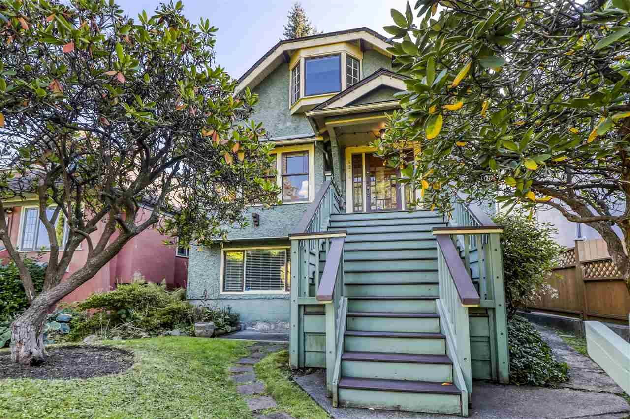 Main Photo: 4214 W 10TH AVENUE in Vancouver: Point Grey House for sale (Vancouver West)  : MLS®# R2506228