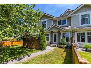 """Photo 19: 4 1290 AMAZON Drive in Port Coquitlam: Riverwood Townhouse for sale in """"CALLOWAY GREEN"""" : MLS®# R2085636"""