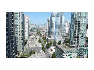 """Photo 9: 2308 909 MAINLAND Street in Vancouver: Downtown VW Condo for sale in """"YALETOWN PARK 2"""" (Vancouver West)  : MLS®# V888548"""