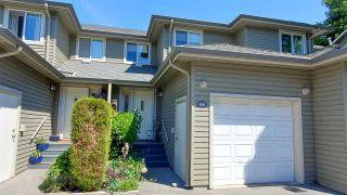 "Photo 1: 66 40200 GOVERNMENT Road in Squamish: Garibaldi Estates Townhouse for sale in ""Viking Ridge"" : MLS®# R2588966"