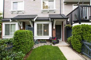 """Photo 1: 101 14833 61 Avenue in Surrey: Sullivan Station Townhouse for sale in """"ASHBURY HILL"""" : MLS®# R2483129"""