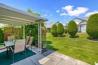 """Photo 30: 109 19649 53 Avenue in Langley: Langley City Townhouse for sale in """"Huntsfield Green"""" : MLS®# R2591188"""