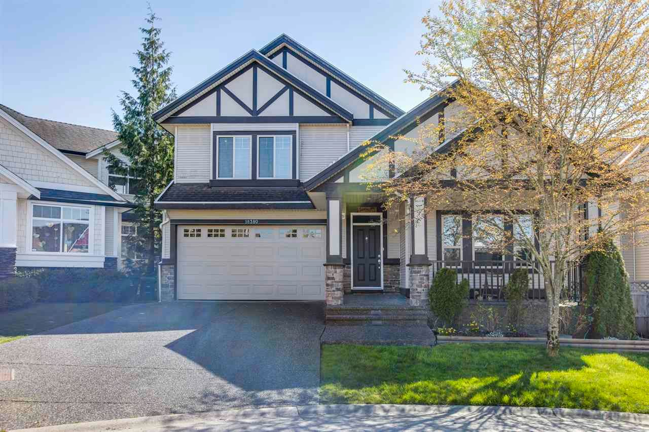 Main Photo: 18380 66A Avenue in Surrey: Cloverdale BC House for sale (Cloverdale)  : MLS®# R2567681