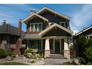 Photo 1: 3451 W 27TH Avenue in Vancouver: Dunbar House for sale (Vancouver West)  : MLS®# V1018086