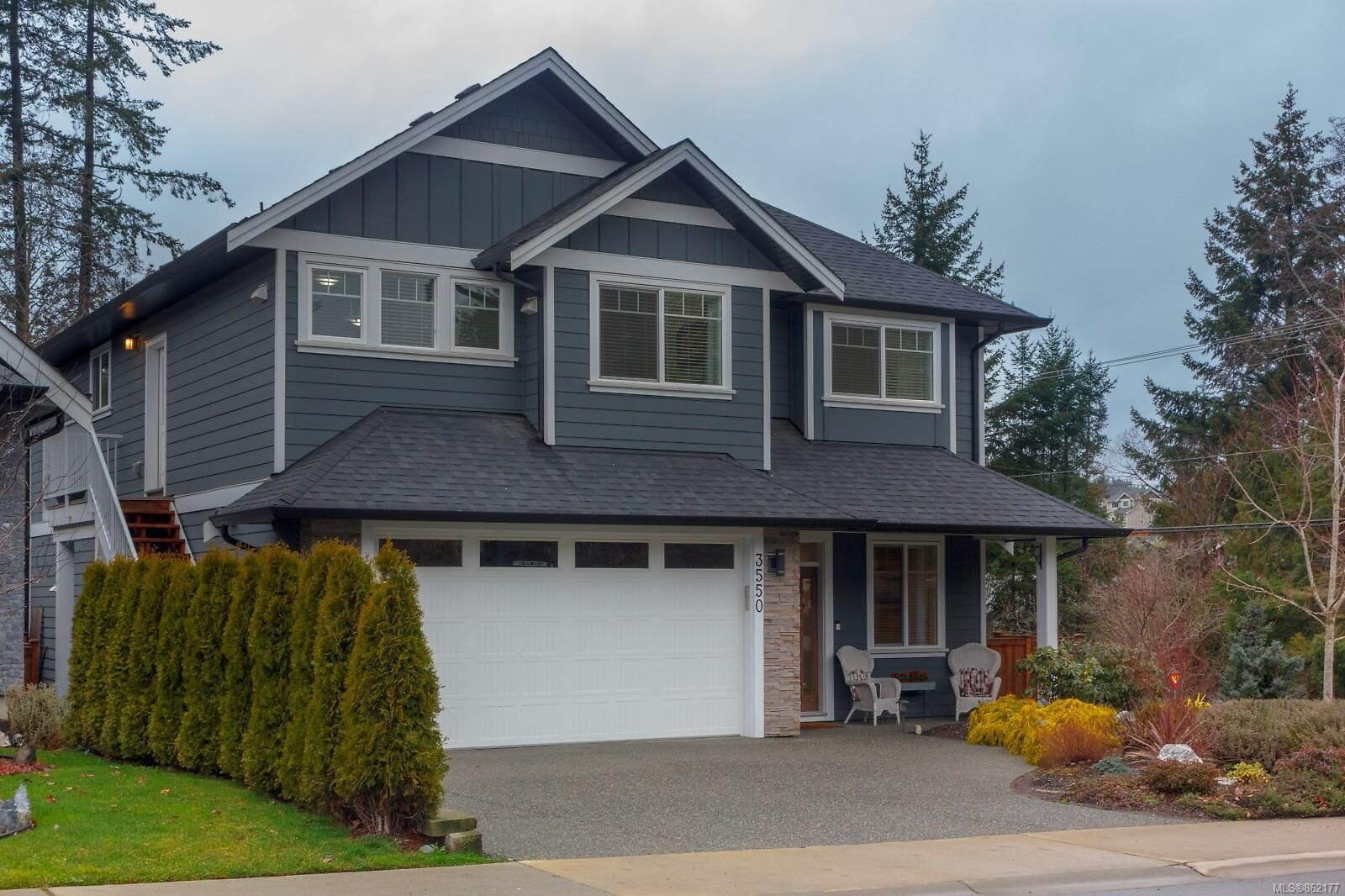 Main Photo: 3550 Pritchard Creek Rd in : La Happy Valley House for sale (Langford)  : MLS®# 862177