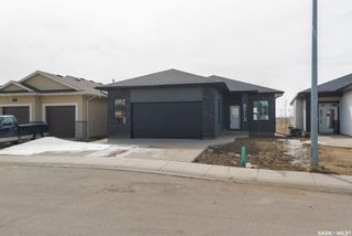 Main Photo: 8713 Kestral Drive in Regina: Edgewater Residential for sale : MLS®# SK848719