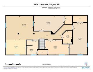 Photo 24: 2904 13 AV NW in Calgary: St Andrews Heights House for sale : MLS®# C4289324