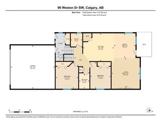 Photo 34: 96 Weston Drive SW in Calgary: West Springs Detached for sale : MLS®# A1114567