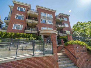 "Photo 1: 405 221 ELEVENTH Street in New Westminster: Uptown NW Condo for sale in ""THE STANFORD"" : MLS®# R2572440"