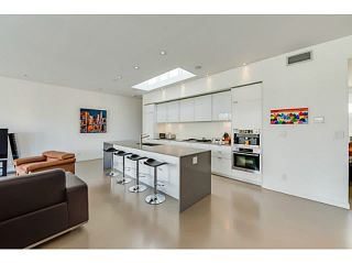 """Photo 3: 604 12 WATER Street in Vancouver: Downtown VW Condo for sale in """"WATER STREET GARAGE"""" (Vancouver West)  : MLS®# V1119497"""