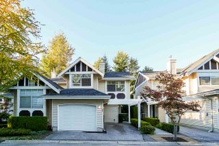 "Photo 1: 40 7488 MULBERRY Place in Burnaby: The Crest Townhouse for sale in ""SIERRA RIDGE"" (Burnaby East)  : MLS®# R2504190"