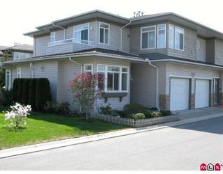 """Photo 1: 51 15060 66A Avenue in Surrey: East Newton Townhouse for sale in """"COTTAGES AT HARVEST LANE"""" : MLS®# F2908990"""