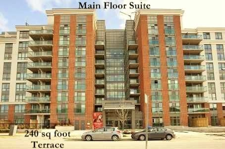 Main Photo: 120 Dallimore Circ Unit #105 in Toronto: Banbury-Don Mills Condo for lease (Toronto C13)