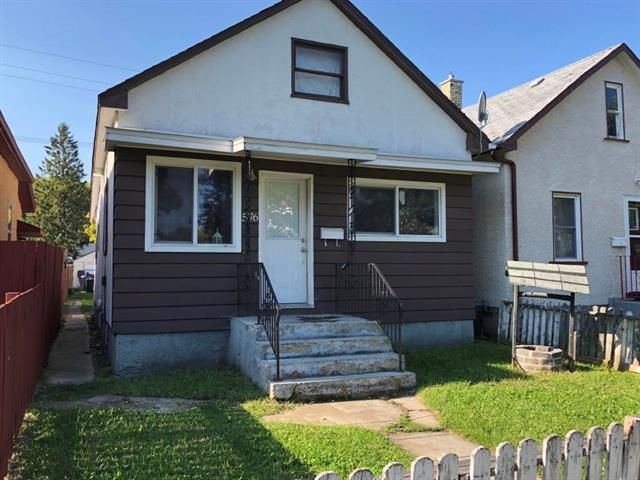 Main Photo: 576 Redwood Avenue in Winnipeg: North End Residential for sale (4A)  : MLS®# 1926788